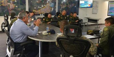 Vicepresidente Naranjo apoyará a Ecuador con equipo forense en Tumaco