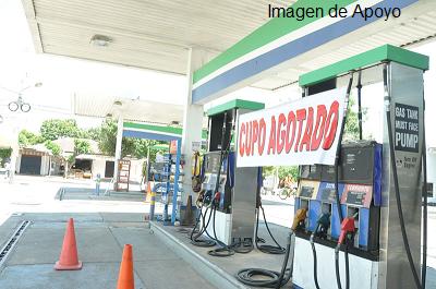 Desabastecimiento de combustible en el municipio, es una situación preocupante