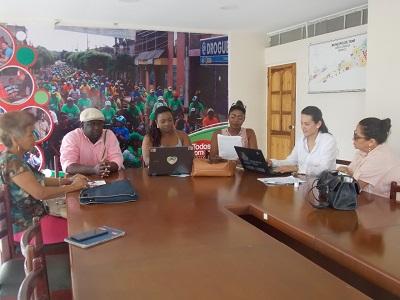 Comunidades afrodescendientes del municipio adelantaron el espacio de concertación, pero falta compromiso por parte de algunas organizaciones
