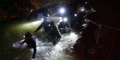 Elon Musk trabaja en cápsulas submarinas para el rescate de Tailandia