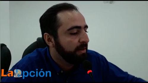 No es verdad que se haga control de las solicitudes de las certificaciones de residencia expresó el concejal José Ángel Muñoz