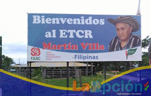 Directora para las Américas de la ONU visitó el ETCR en Filipinas