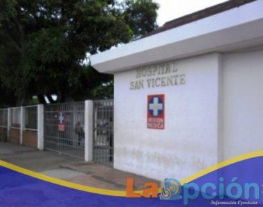Se recuperaron 4 pacientes en estado crítico por Covid 19 en el Hospital San Vicente de Arauca