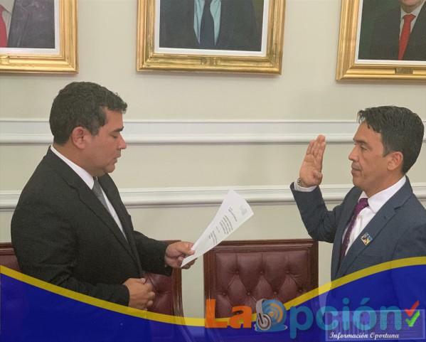 Arauca ya cuenta con el nuevo Representante a la Cámara