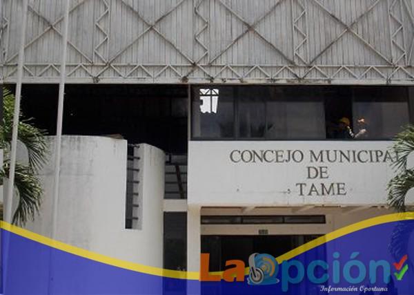Listo el cronograma de debates de control político en el concejo municipal de Tame