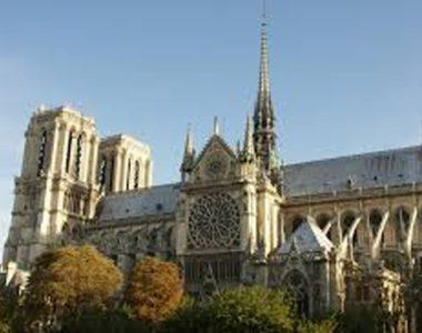 Datos importantes de la Catedral de Notre Dame en Francia
