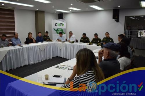 Trabajando sin tregua y de manera frontal en la lucha contra el fenómeno del contrabando en Arauca