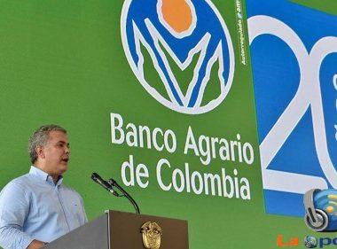 Banco Agrario, 20 años 'cosechando' los éxitos del campesinado colombiano