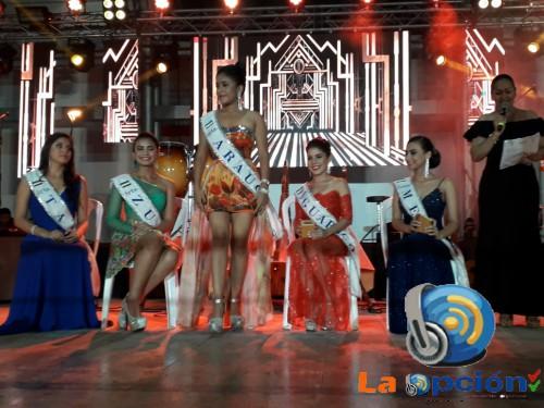La corona de la Reina Internacional del Llano se quedó en Arauca