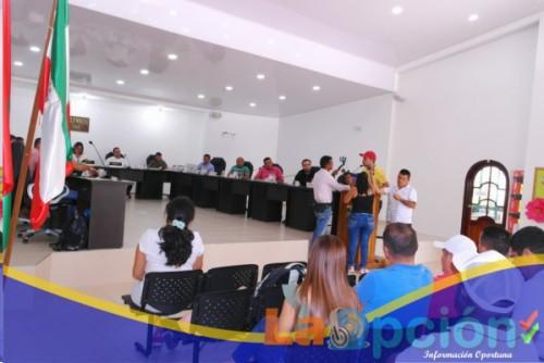 Sigue el inconformismo por las adecuaciones del concejo municipal de Tame.