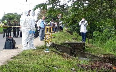 Escalofriante hallazgo, realizó las autoridades en el pozo las babas del municipio de Arauca, el día de ayer
