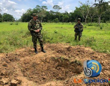 Ejército Nacional frustra dos acciones terroristas contra el oleoducto en Fortul – Arauca