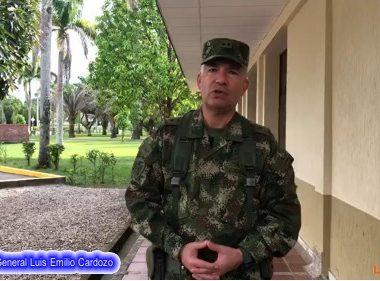Ejército Nacional frustra dos acciones terroristas contra el oleoducto en Fortul, Arauca