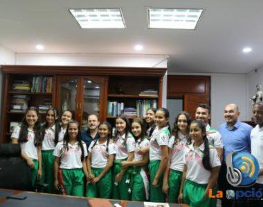 Deportistas de Fortul participan del intercambio deportivo realizado por la Cancillería