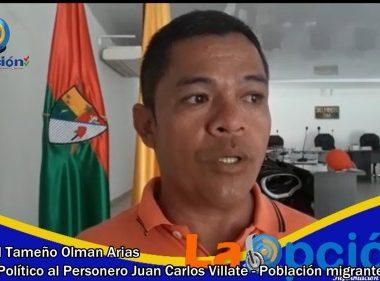 Concejo Municipal de Tame adelantará debate de control político al personero municipal, el día de hoy