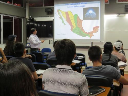 Sede Orinoquia le apuesta a la investigación en desarrollo de energía solar