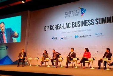 Corea apoyará la implementación de la revolución digital en Colombia
