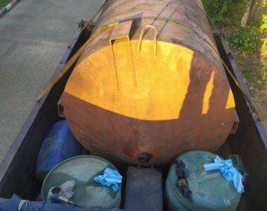 Ejército Nacional incauta más de 1.600 galones de ACPM que eran transportados de Arauca a Casanare