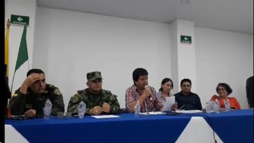 Sacar el combustible del municipio de Tame, desdibuja las acciones que se han adelantado: Consejo Intergremial