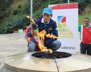 Hoy, 8 de noviembre se enciende el fuego deportivo del Bicentenario