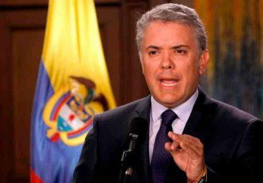 Denunciarán a Duque ante la Corte Penal Internacional por bombardeo donde murieron ocho menores en Caquetá