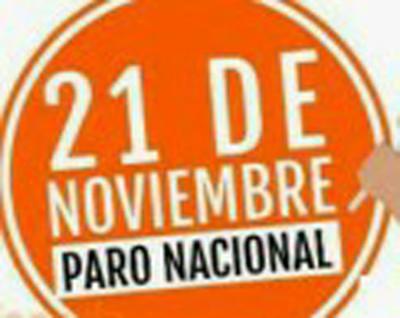 Para hoy se tiene prevista una reunión con el fin de organizar el paro del 21 de noviembre en el municipio de Tame
