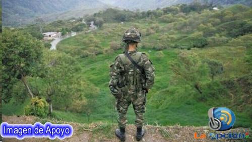 Denuncia de caso de acoso sexual en las filas militares en Arauca