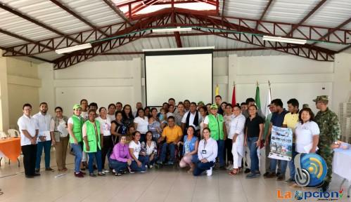 Activa la participación de las mujeres en la tercera sesión del Consejo Municipal de Paz en Tame