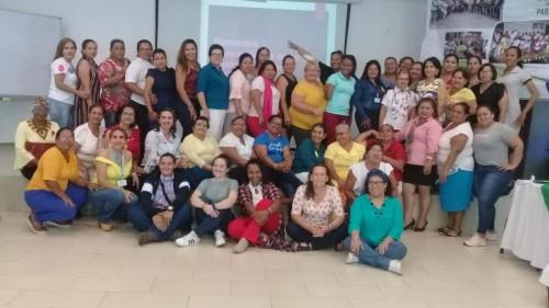 Encuentro Departamental de la Red de mujeres en Arauca