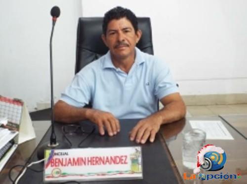 Destacado el trabajo del concejal Tameño Benjamín Hernández, deja huella en la comunidad