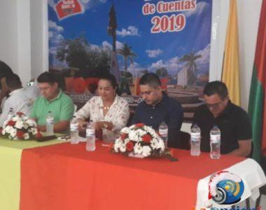 Contralora departamental entregó un reporte de control fiscal, adelantado en el departamento de Arauca