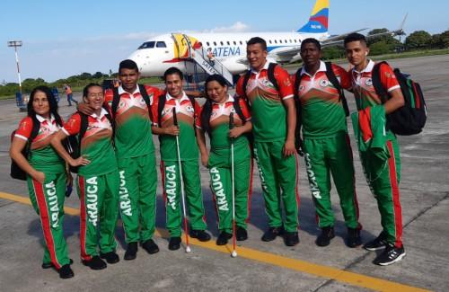 Arauca participará con cuatro deportistas en los Paranacionales