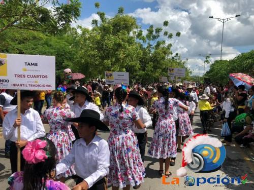 Iniciaron las fiestas de Santa Bárbara de Arauca