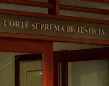 Los magistrados de la Sala Plena de la Corte Suprema de Justicia se reunieron con el fin de escoger al próximo Fiscal General de la Nación