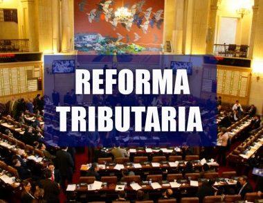 Reforma Tributaria en Colombia, aprobada en primer debate