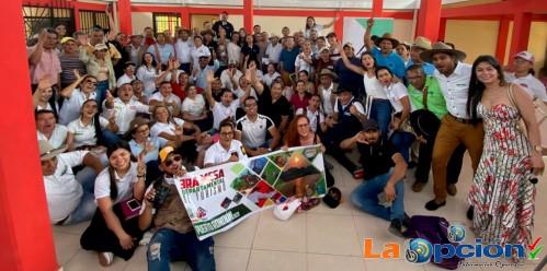 Se firmó la conformación de la Mesa Departamental de Turismo en Puerto Rondón