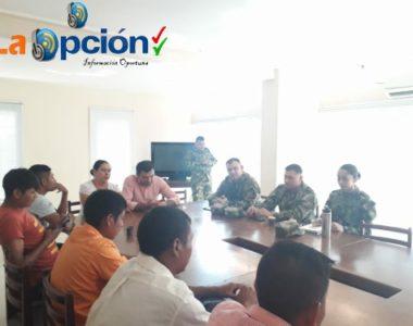 Alcalde Aníbal Mendoza posesionó a 14 gobernadores indígenas del municipio de Tame