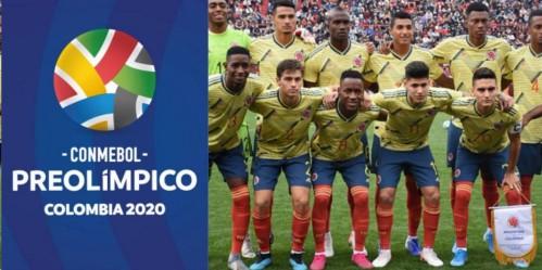 Hoy Colombia vs Argentina, futbol el partido de la Jornada 1 del Preolímpico Sub 23 en estadio de Pereira
