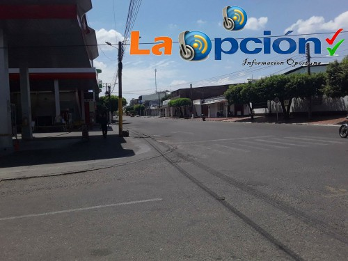 Paralizadas las actividades en el municipio de Tame durante el paro armado
