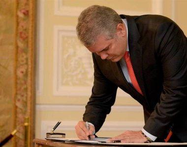Cédula de extranjería será el único documento de identificación en el territorio nacional por parte de diplomáticos acreditados ante el Gobierno colombiano