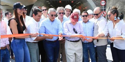 Entró en servicio 10,5 nuevos kilómetros de doble calzada en el tramo Chirajara–Fundadores, en el corredor Bogotá-Villavicencio