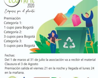 Caribabare invita a las empresas a participar del concurso Eco Tame 2020