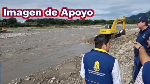 """El municipio de Tame adelanta trabajos de mitigación en el sector del """"rio culebrero"""""""