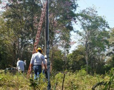 Algunas conexiones fraudulentas fueron una de las causas de las fallas en el suministro de energía en algunos municipios del Departamento de Arauca