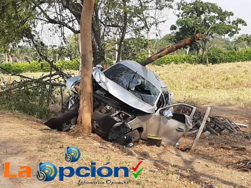 Dos accidentes de tránsito en la vía Tame – Betoyes el domingo 15 de marzo