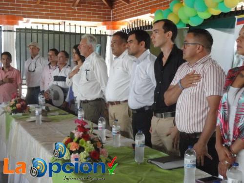 Compañía Parex socializó inversión de obras por impuestos para el municipio de Tame