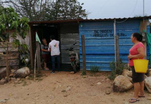 Labor Humanitaria adelanta la Personería Municipal de Tame