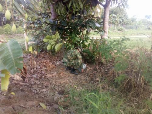 Ejército Nacional desactiva artefacto explosivo en Arauca