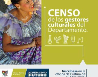 Gestores culturales también serán tenidos en cuenta para la gestión de medidas ante emergencia de COVID-19