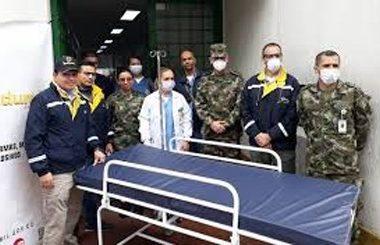 Indumil comenzó fabricación de tres mil camas y muebles hospitalarios para el sector salud